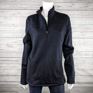 NWT Under Armour Storm 1 1/4 Zip Pullover Sz M